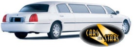 Limo Hire Worcester - Cars for Stars (Worcester) offering white, silver, black and vanilla white limos for hire